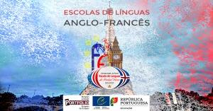 Cursos de Línguas; Viagens Educativas; Traduções; Anglo-Francês Headline