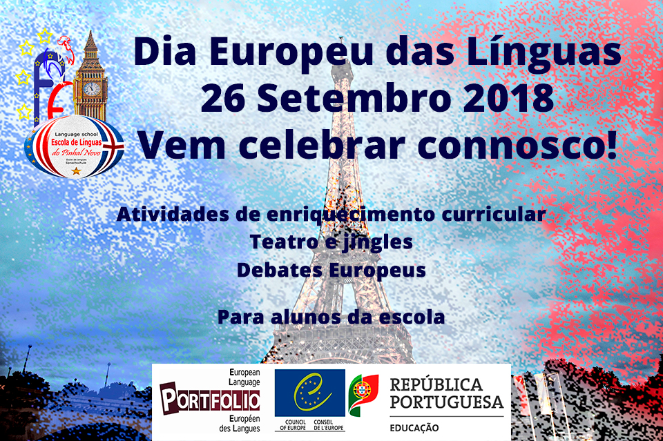 Evento Dia Europeu das Línguas