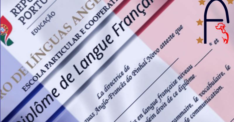 Diploma de Língua Francesa - Quadro Europeu Comum de Referência.